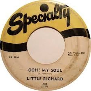 Ooh My Soul Little Richard