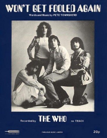 'Won't Get Fooled Again' Takes A Bow For The Who