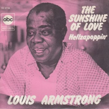 Louis Armstrong The Sunshine Of Love