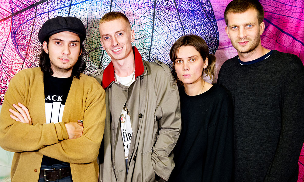 Wolf Alice photo by Shirlaine Forrest and WireImage
