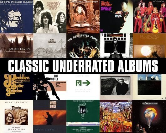 20 + 10 Classic Underrated Albums | uDiscover