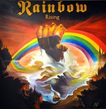 Rainbow Release Sophomore 'Rising,' And Soon They Are