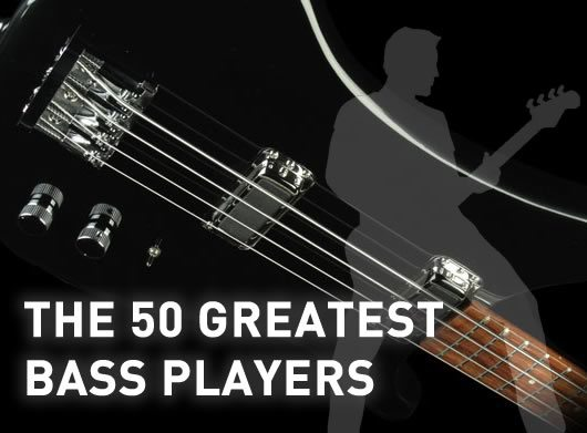 The 50 Greatest Bass Players