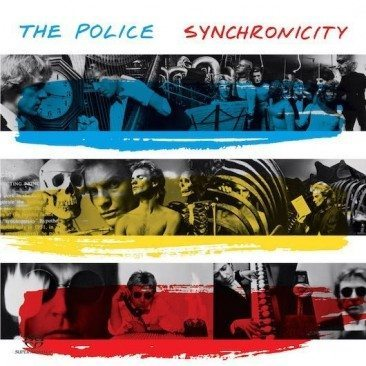 The Police's Final Studio Album Hits The Heights