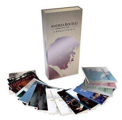 Andrea Bocelli Pop Albums