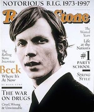 Beck Rolling Stone