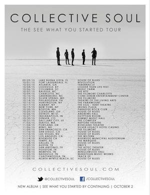 Collective Soul tour