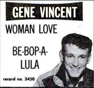 Gene Vincent and Perry Como
