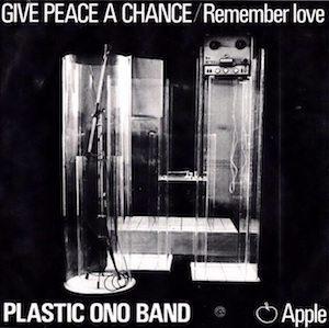 Give Peace single
