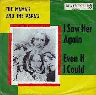 Mamas & The Papas Follow 'Monday Monday'