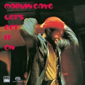 Marvin Gaye Let's Get it On HIGH RESOLUTION COVER ART