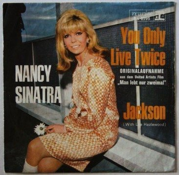 Nancy Sinatra, Bond Girl