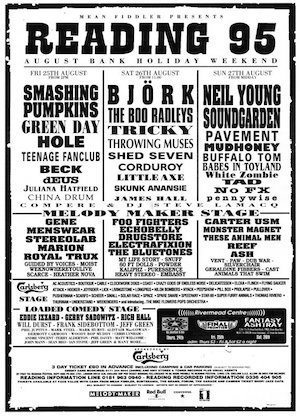 Reading 95 poster