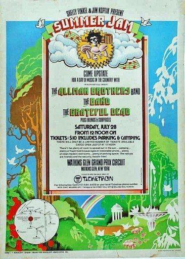 Bigger Than Woodstock: Remembering Summer Jam