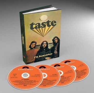 New Four-CD Set Shows Great Taste