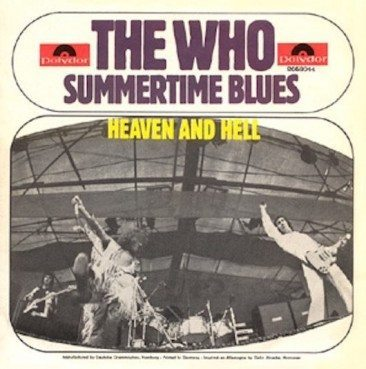Who Pay Summertime Tribute To Eddie Cochran