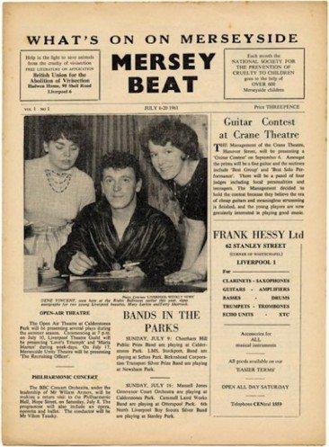 The Birth Of Mersey Beat