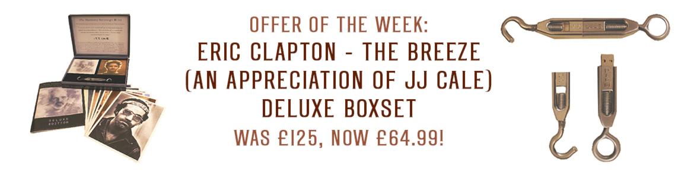 Eric Clapton The Breeze Deluxe OOTW