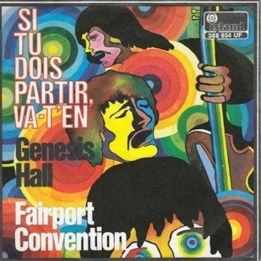 Fairport Convention In French, And On 'Top Of The Pops'