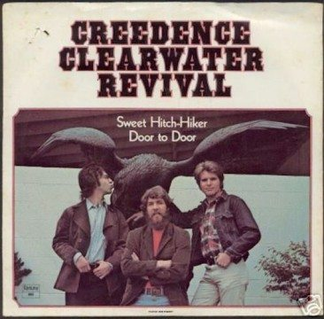 Creedence Clearwater Revival Hitch Final US Top Ten Ride