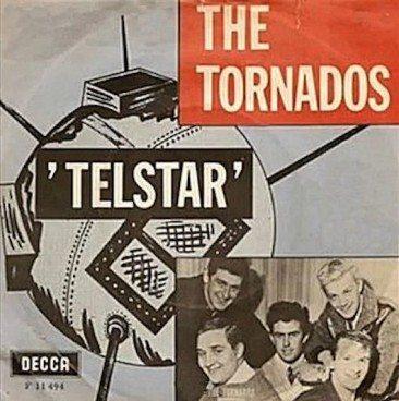 'Telstar' Launch Mesmerises Joe Meek