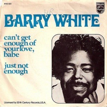 Barry White's Superb '74 Continues