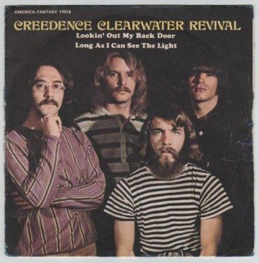 Another Double-Sided Winner For Creedence Clearwater Revival