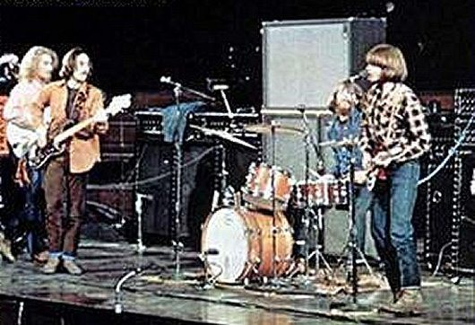 Ccr They Really Did Get To Woodstock Udiscover