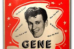 What Was Gene Vincent's Other Hit?