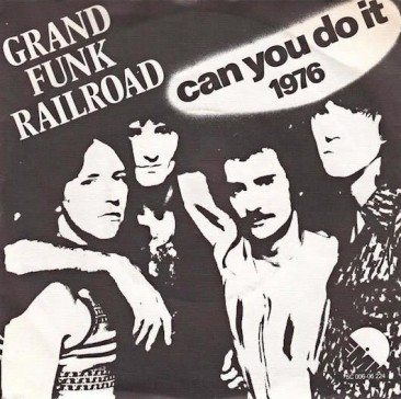 Grand Funk's Final Hot 100 Hurrah