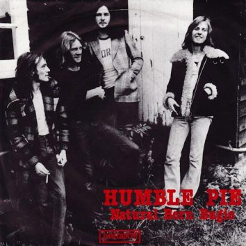 Humble Pie Natural Born Bugie