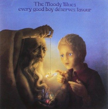 Fortune Favours The Moody Blues