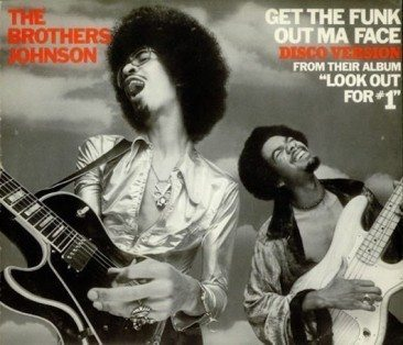 The Fiercely Funky Brothers Johnson