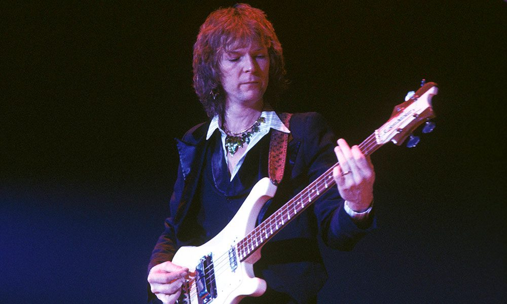 Chris Squire photo by