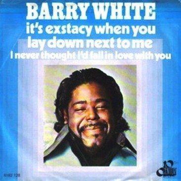 The Ecstasy Of Barry White's Last US Pop Top Ten Hit