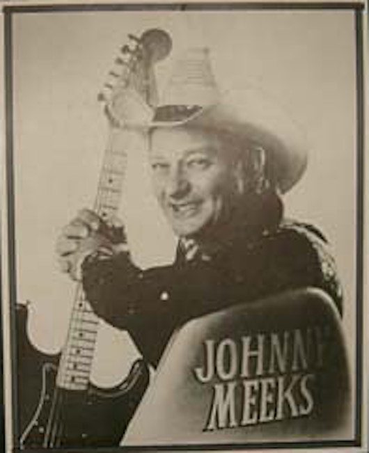 Death Of Johnny Meeks, 'The Guitarist With Three Necks'