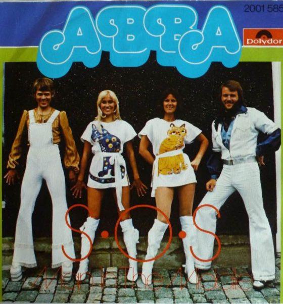 ABBA artwork: UMG