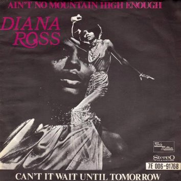 Aint No Mountain High Enough - Diana Ross