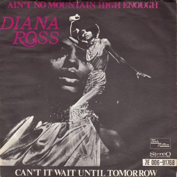 Ain't No Mountain High Enough Diana Ross