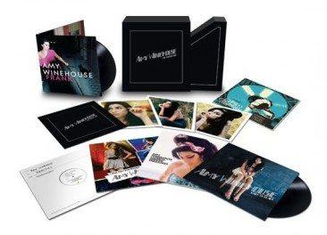 Back To Black: Winehouse Vinyl Set Announced