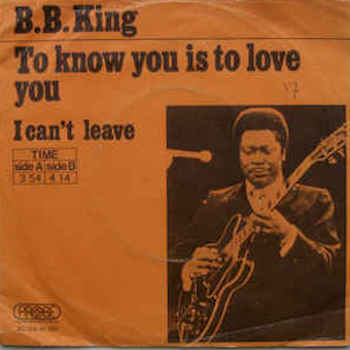 BB King To Know You