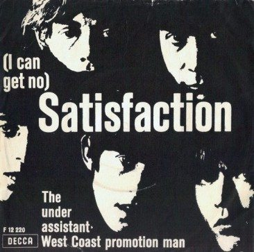 'Satisfaction' For The Rolling Stones With First US No. 1