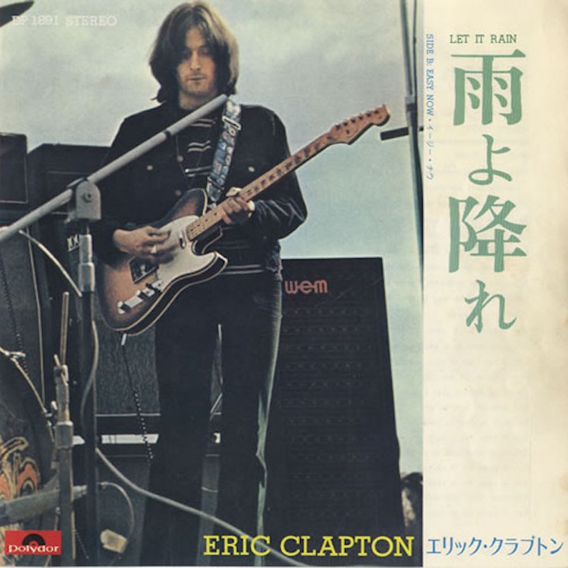 Eric Clapton Let It Rain