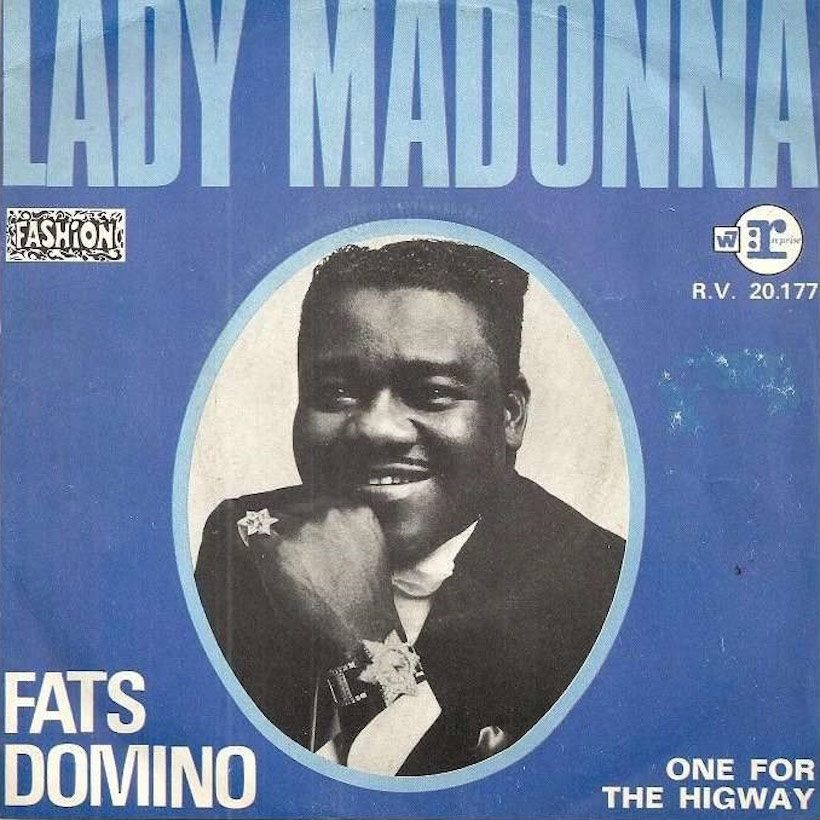 Fats Domino Lady Madonna