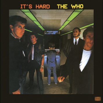 It's Hard The Who