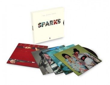 Big Beat Manifesto: Sparks Announce 5LP Box Set