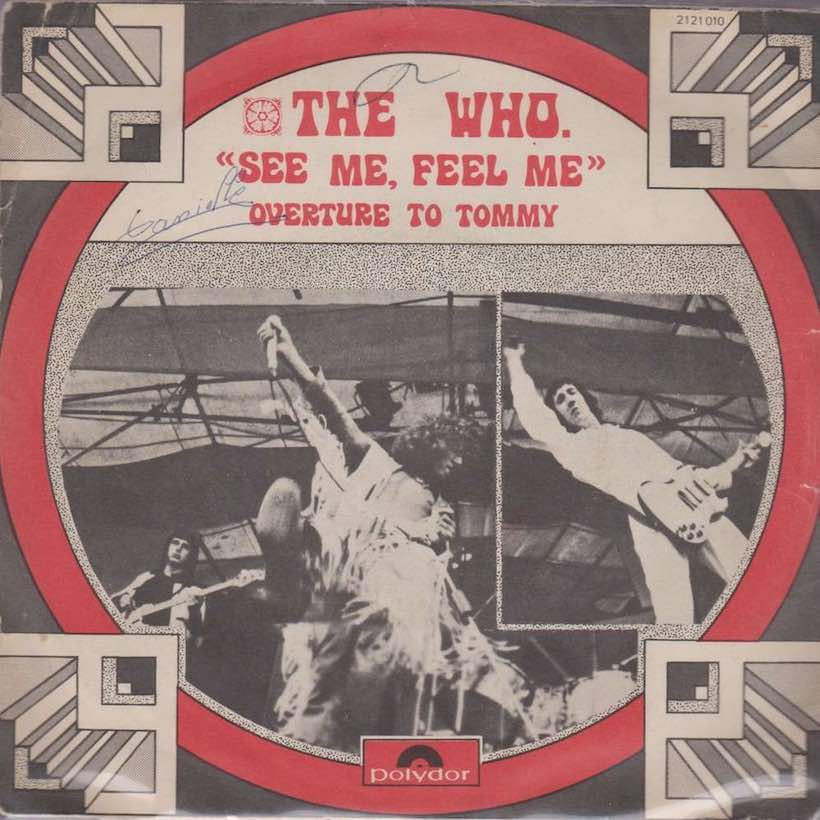 'See Me, Feel Me': The Who Hit The Hot 100 With A Taste Of 'Tommy'