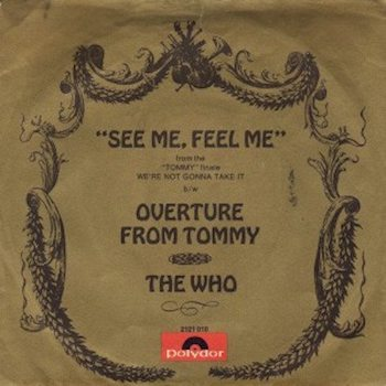 See Me Feel Me The Who
