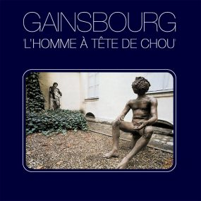 Serge Gainsbourg L'Homme À Tête De Chou album cover web optimised 820