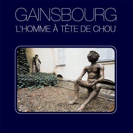 Serge Gainsbourg L'Homme À Tête De Chou album cover web optimised 820